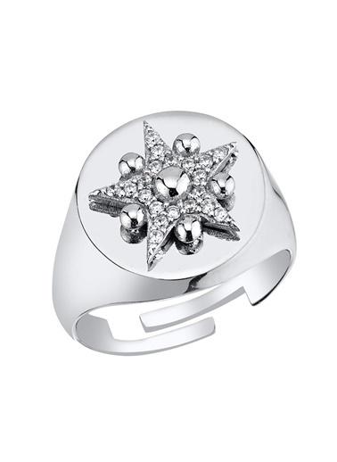 Bendis Design Toplu Yıldız Yüzük Gümüş
